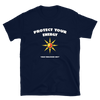 Navy Protect Your Energy Tee
