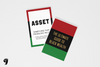 Black Wealth Educational Flash Cards