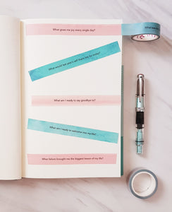The Sunday Night Journal Washi Tape