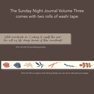 The Sunday Night Journal Volume 3