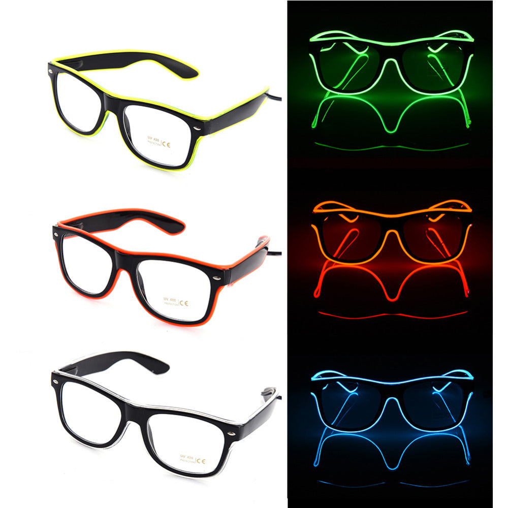 Flashing Party Glow Glasses