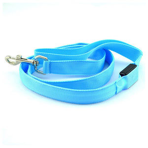 Glow Light Up Pet Leash
