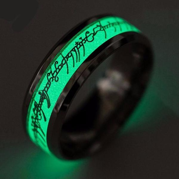 Lord Of The Rings Glow Ring