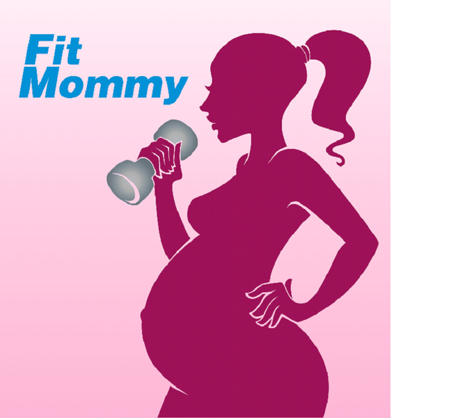 Fit Mommy: How to have a healthy fit pregnancy Intro