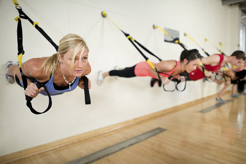 suspension band training