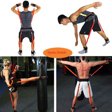 Full body resistance band suit (Mass Suit)
