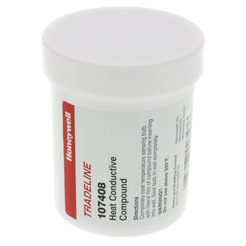 Honeywell - 107408 - Heat Conductive Compound, 4 ounces