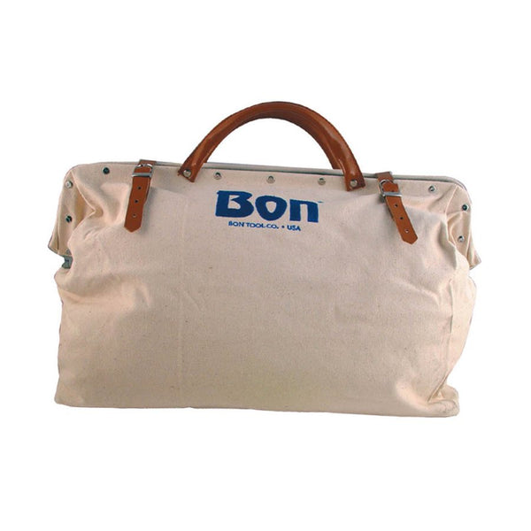 "Bon Tool 11-128  TOOL BAG - 24"" HEAVY DUTY CANVAS"