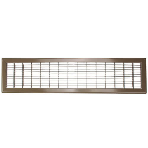 Hart and Cooley 11867 - 265 Floor Return Air Grilles 06 30 GS (011867)