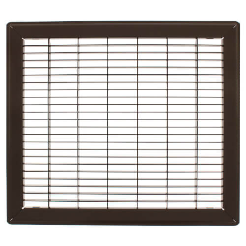 Hart and Cooley 11891 - 265 Floor Return Air Grilles 12 14 GS (011891)