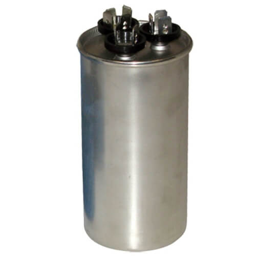 Mars 12286 - Dual Section Motor Run Capacitor 40/5MFD  440 Volt (Round) Image