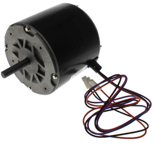 Lennox 12Y65 - Interlink 100483-43 Condenser Fan Motor, 1/4 HP, 208-230 Volts, 1 Phase, 825 RPM Image