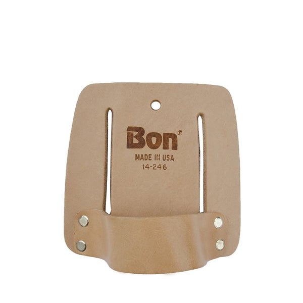 Bon Tool 14-246  HAMMER HOLDER - LEATHER LOOP