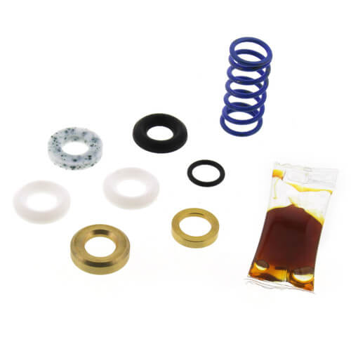 "Honeywell 14003295-004 Repack Kit For 1-1/2""- 3"" V5011a,c,f,g,h,j And V5013a,b,c,f With 3/8"" Stem For Water Service,stem Not Included"