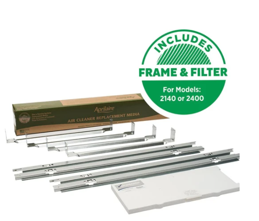 APRILAIRE 1413 AIR FILTER PERFORMANCE UPGRADE KIT  - 65% MORE EFFECTIVE