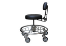 VYPER CHAIR VC-PAM-TAN-BLU-BLK PREMIER ALUMINUM MAX WITH SEAT COLOR - TAN ARM COLOR - BLUE WHEEL COLOR - BLACK