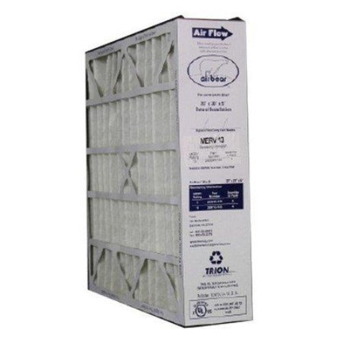 "Trion 266649-103 - 20"" x 20"" x 5"" MERV 13 Pleated Air Filter"