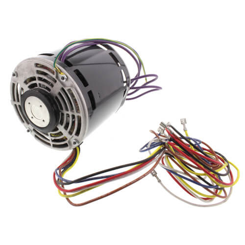 Lennox - Nidec 28F0101 Fan Motor, 3/4HP, 5 Speed, 115 Volts, 60 Hz, 1075 RPM Image