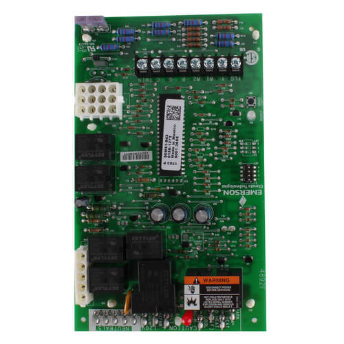 White Rodgers 21M51U843 - Universal Two-Stage HSI Integrated 3-Speed (PSC) Furnace Control Kit (21M51U-843)