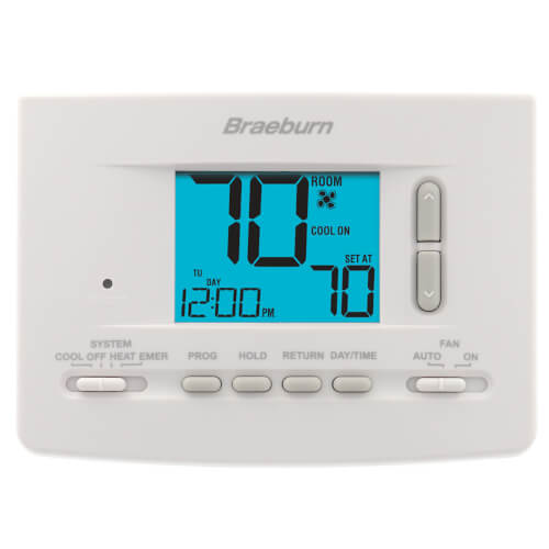 Braeburn 2220 - Programmable Thermostat Image