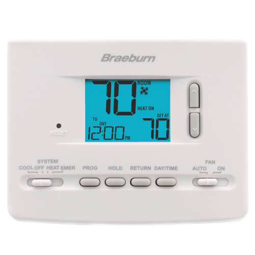 Braeburn 2220NC - Programmable Thermostat Image