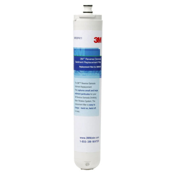 3M™ Under Sink Reverse Osmosis Replacement Water Filter Cartridge 3MROP411, 3M