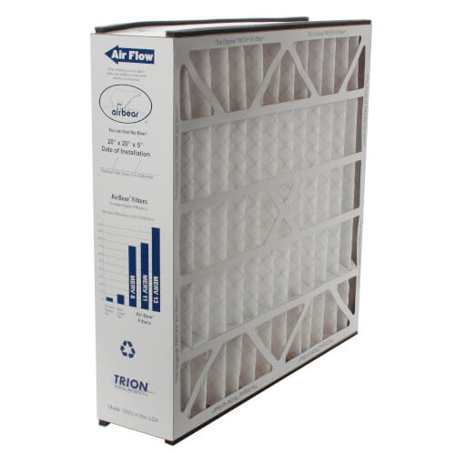 "Trion 255649-103 - 20"" x 20"" x 5"" Air Bear Replacement Filter"