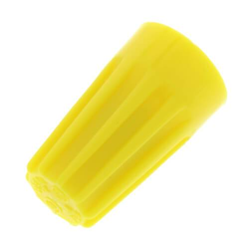 Ideal 30-074J - 74B Wire-Nut Wire Connector, Yellow (Jar of 175) Image