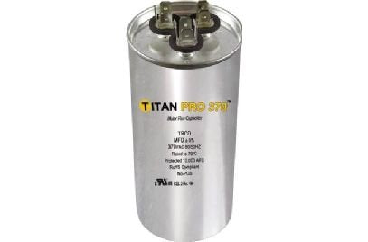 Packard PRCFD4575A Motor Run Capacitor Oval/MFD: 45/7.5 / Volts: 440
