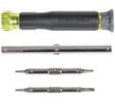 Klein Tools 32314 14-IN-1 PRECISION SCREWDRIVER / NUT DRIVER