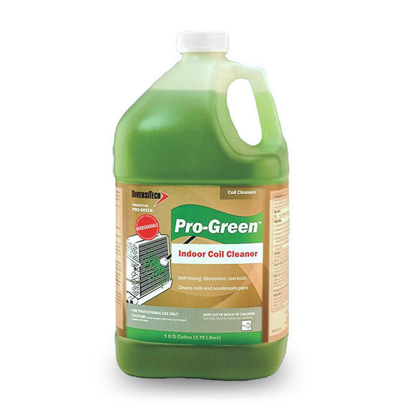 Diversitech PRO-GREEN - No Rinse Indoor Coil Cleaner, 1 Gallon Image