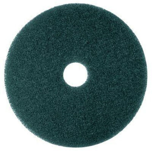 3M 7000000674 - Blue Cleaner Pad, 5300, 432 mm (17 in) (5 - Pack)