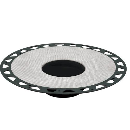 "Schluter KD2/ABS/FL - KERDI-DRAIN - ABS - Flange - 2"" Drain Outlet - Without Seals & Corners Image"