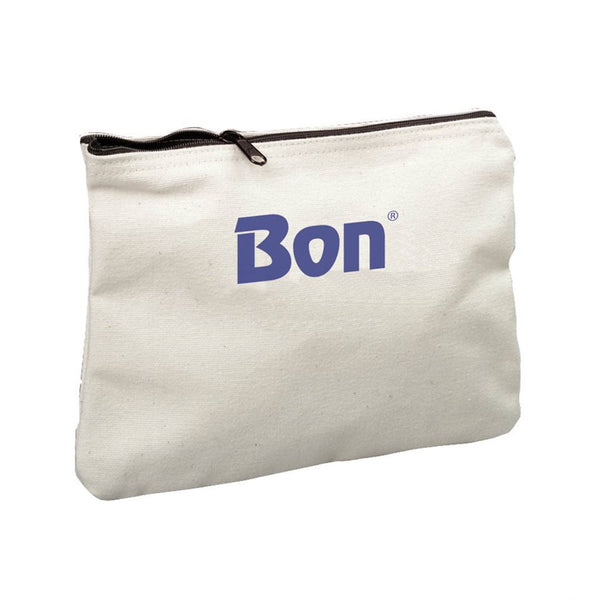 "Bon Tool 41-648  ZIPPER BAG - 15"" CANVAS"