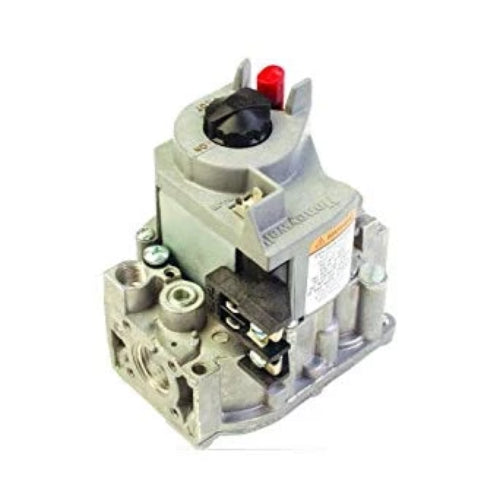 "Honeywell VR8200A2124 - Home-Resideo Continuous Pilot Dual Automatic Valve Combination Gas Control - NG or LP - Standard Opening - 1/2"" In x 1/2"" Out Image"