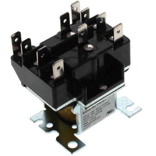 Packard PR341 - DPDT 110/120 Volt Coil Switching Relay