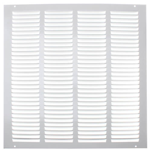 Hart and Cooley 43339 - 672 Return Air Grilles 16 16 W (043339)