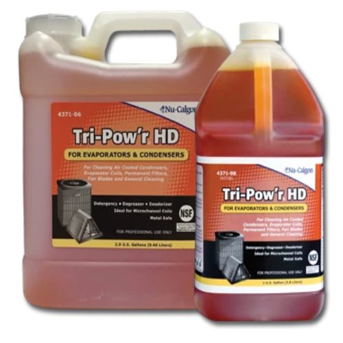 Nu-Calgon 4371-88 - Tri-Pow'r HD 1 gallon bottle Image