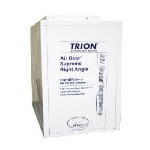 "Trion 447380-510 - 20"" X 25"" X 5"" Air Bear Right Angle Air, MERV 11 (2000 CFM)"