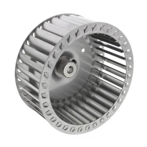 "Field Controls 46213800 - Stainless Steel Blower Wheel For SWG-5, SWG-5S, SWGii-5 Dimensions 4-13/16"" Diameter X 2-1/16"" Height Image"