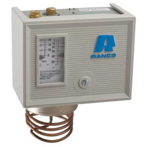 Robertshaw O10-1418 - Medium Temperature Control Image