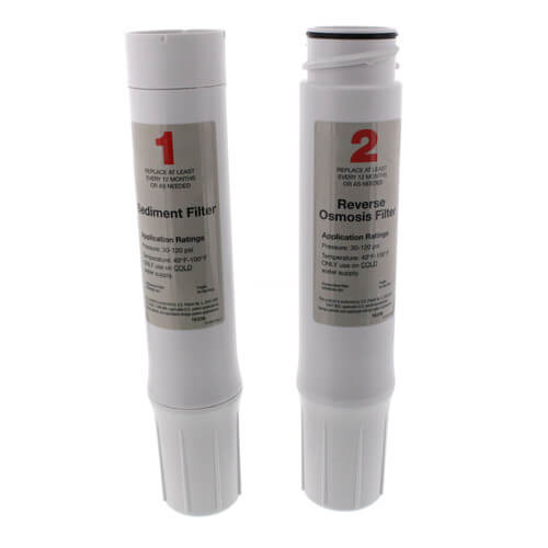 Honeywell 50046086-001 - Replacement Filter Pack for RO Water Filter System Image