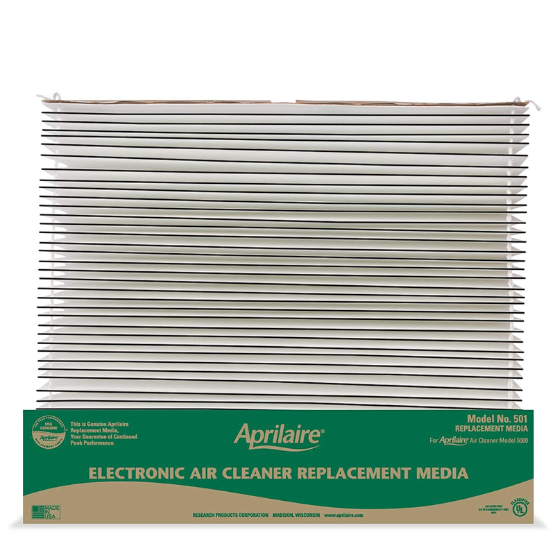 Aprilaire 501 High Efficiency Filter Media For Model 5000 Air Cleaner