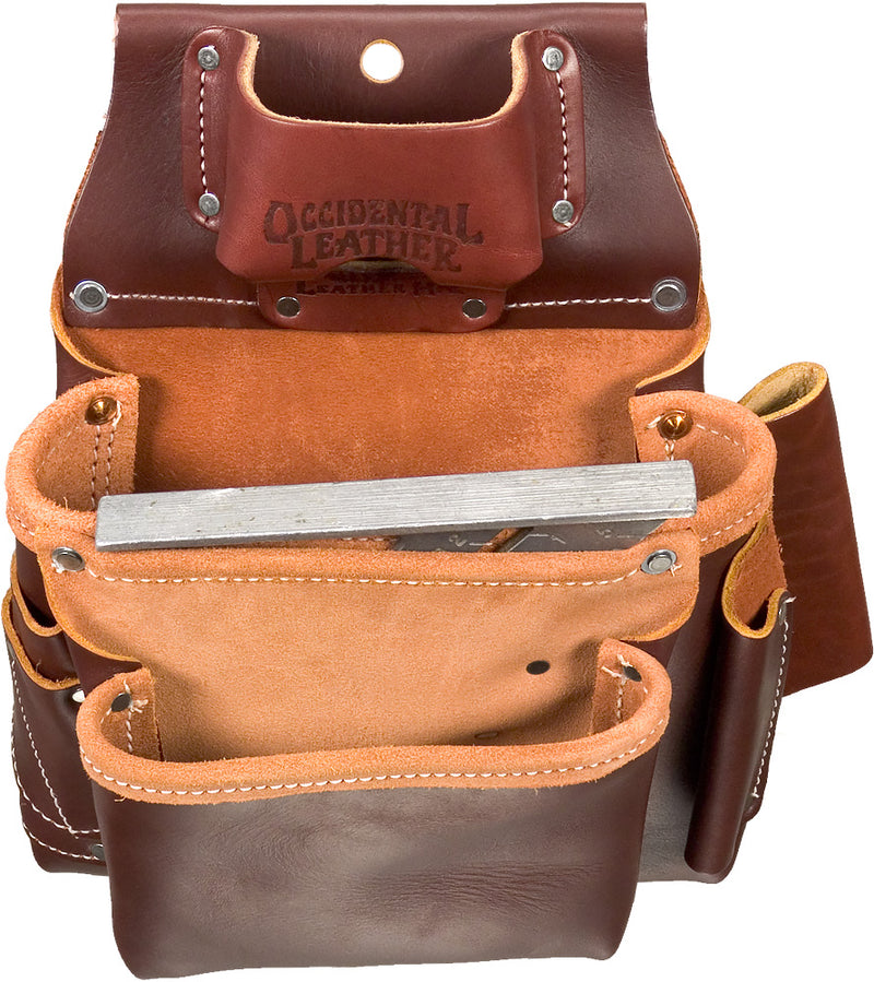 Occidental Leather 5061 2 Pouch Pro Fastener™ Bag