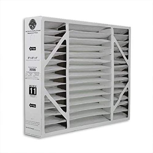 "Lennox X0586 - Healthy Climate Replacement Box Filter, MERV 11, 20"" x 25"" x 5"" (BMAC-20C) Image"