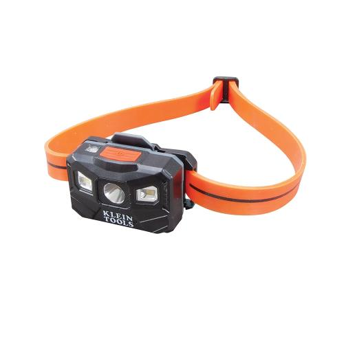 Klein Tools 56034 - Rechargeable Auto-Off Headlamp Image