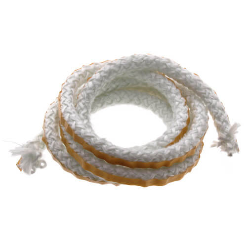 Weil-McLain 590735104 - Door Seal Rope, 55G, for SGO, WGO, WTGO Boilers (590-735-104) Image
