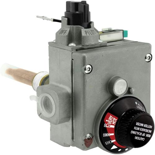 Rheem SP20166C - Gas Control Thermostat, Natural Gas Image