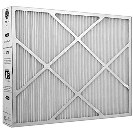 Lennox Y6604 - Healthy Climate 100908-10 PureAir 20 x 26 x 5 MERV 16 Carbon Clean 16 Pleated Filter for PCO3-20-16 Image