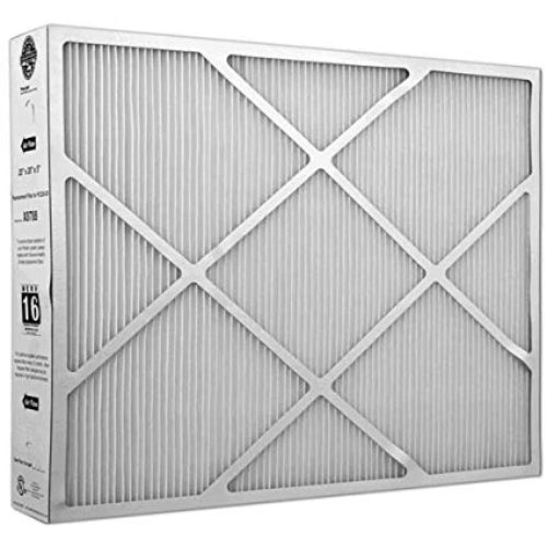 "Lennox X8788 - Healthy Climate PureAir 100908-07 20"" x 26"" x 5"" Replacement Filter, MERV 16 Image"
